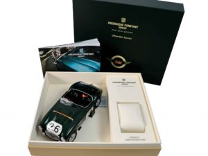 Frederique Constant Healey Car Watch Box- Baer Bosch Auctioneers