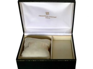 Frederique Constant Watch Box - Baer Bosch Auctioneers