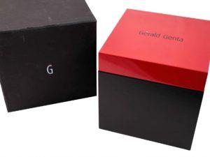 Gerald Genta Watch Box - Baer Bosch Auctioneers