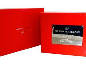 Girard Perregaux Ferrari F40 Watch Box - Baer Bosch Auctioneers