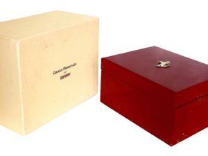 Girard Perregaux Ferrari Watch Box - Baer Bosch Auctioneers