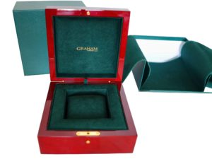 Graham Watch Box - Baer Bosch Auctioneers