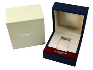Longines Watch Box - Baer Bosch Auctioneers