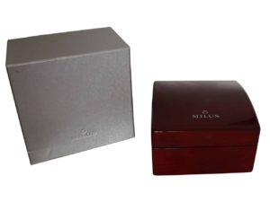Milus Watch Box - Baer Bosch Auctioneers