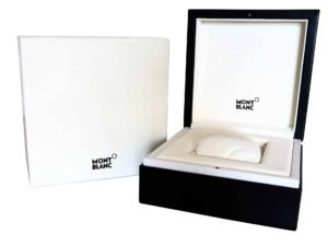 Montblanc Watch Box - Baer Bosch Auctioneers