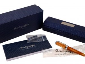 Montegrappa Fountain Pen - Baer Bosch Auctioneers