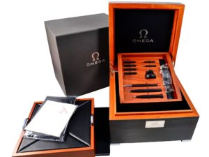Omega Speedmaster Anniversary Tool Watch Box - Baer Bosch Auctioneers