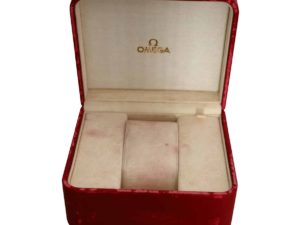 Omega Watch Box - Baer Bosch Auctioneers