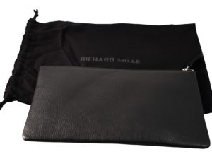 Richard Mille Leather Pouch - Baer Bosch Auctionee