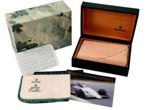 Rolex Cosmograph Daytona Watch Box - Baer Bosch Auctioneers