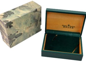 Rolex2 Watch Box - Baer Bosch Auctioneers