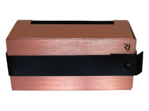 Romain Jerome Watch Box- Baer Bosch Auctioneers