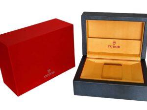 Lot #4842 – Tudor Watch Box Watch Parts & Boxes Tudor