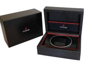 Lot #4847 – Tudor Watch Box Watch Parts & Boxes Tudor