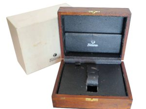 Tutima Watch Box - Baer Bosch Auctioneers