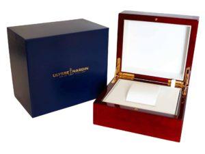 Ulysse Nardin Watch Box - Baer Bosch Auctioneers