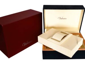 Vulcain Watch Box - Baer Bosch Auctioneers