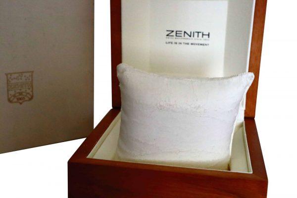 Zenith Watch Box - Baer Bosch Auctioneers