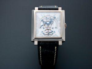 Milus Herios TriRetrograde Watch HERT301 - Baer & Bosch