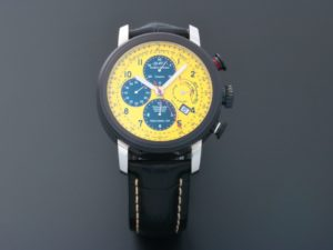 Lot #7643 – Golay Spierer Scuderia Ventidue Watch Limited Edition Golay Spierer Golay Spierer Chronograph