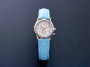 Lot #4822 – Corum Medicus Chronograph Watch Ladies 97.365.21 Corum Corum Cocktail Watch