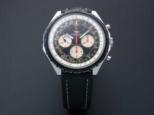 Lot #10451 – Breitling Navitimer Chronograph Watch 0818 Vintage Breitling Breitling 0818