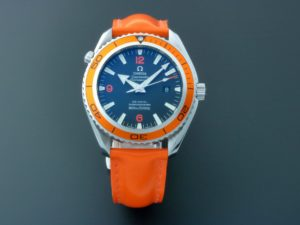 Omega Seamaster Planet Ocean Co-Axial Watch 2908.50.38 - Baer & Bosch Auctioneers