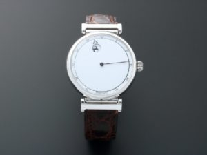 Hebdomas x Pinko Jump Hour Watch Sterling Silver - Baer & Bosch Auctioneers