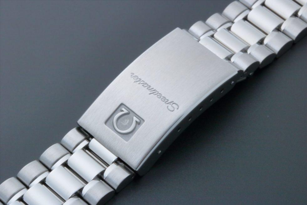 Lot #6747 – Omega 18MM Speedmaster 1469/811 Watch Bracelet Omega Omega 1469/811