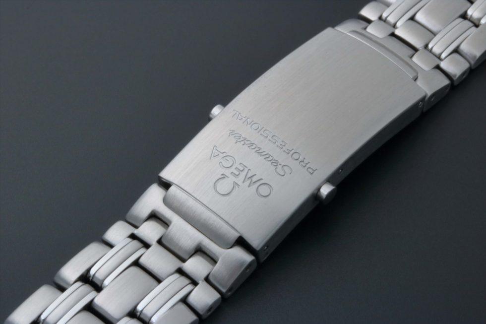 Lot #3635 – Omega Seamaster Professional Watch Bracelet 1502/824 18MM Omega Omega 1502/824