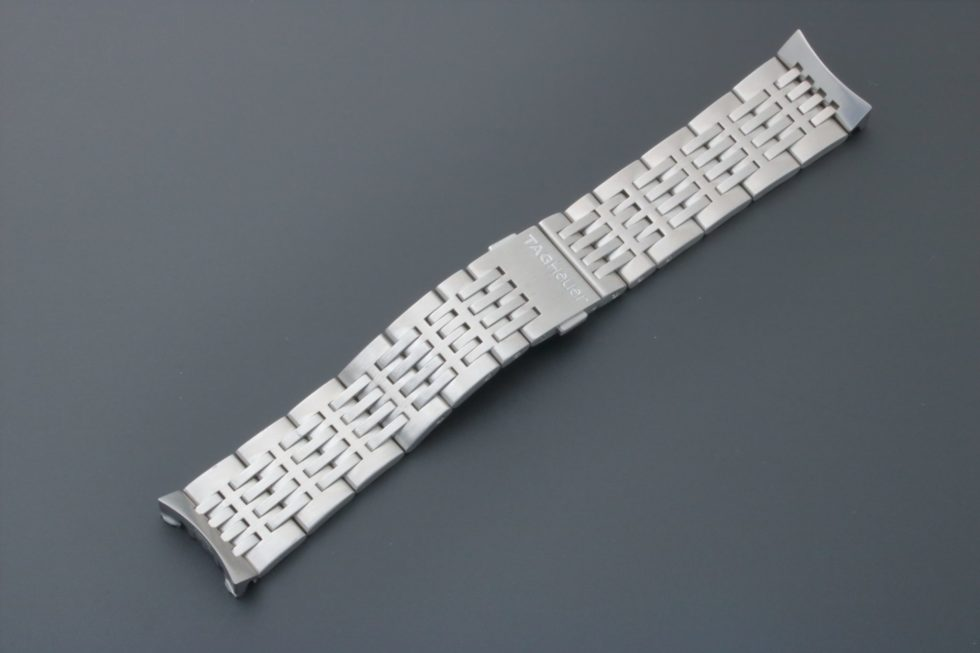 Tag Heuer Autavia Rice Bracelet 20MM FAA008-FB3088 140mm – Baer & Bosch Auctioneers