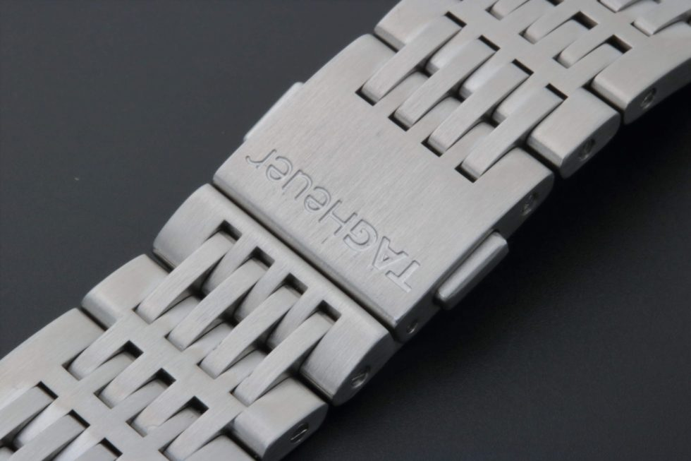Lot #3644 – Tag Heuer Autavia Rice Bracelet 20MM FAA008-FB3088 Tag Heuer 20mm