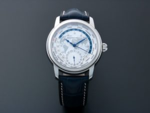 Frederique Constant World Time GMT Kuwait Watch FC-718KW4H6 - Baer & Bosch Auctioneers