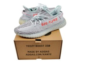 Lot #5215 – Adidas Yeezy Boost 350 V2 Blue Tint B37571 11 [category] [tag]