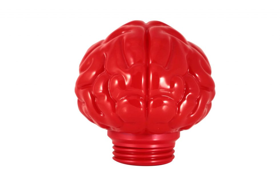 Lot #5227 – Bait Brain Lamp Red [category] [tag]
