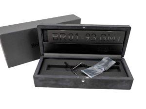 Lot #4916 – Bell & Ross BR01-93 GMT Watch Box Accessories Bell & Ross