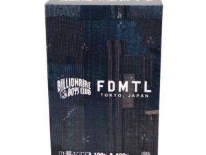Lot #7127 – Billionaire Boys Club x FDMTL Bearbrick 100 / 400 Set Art Toys Billionaire Boys Club