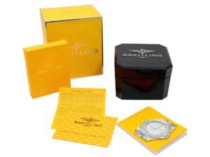 Breitling Watch Box - Baer Bosch Auctionee