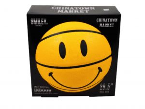 Lot #5748 – Chinatown Market x Smiley Basketball Various Chinatown Market