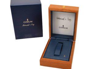 Corum Admirals Cup Watch Box- Baer Bosch Auctionee