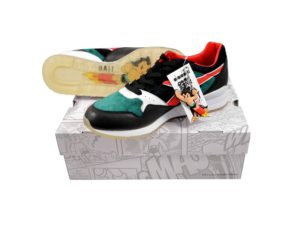 Lot #5209 – Diadora Intrepid x Astro Boy x Bait Size 10 [category] [tag]