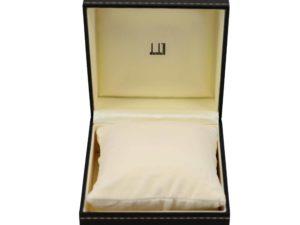 Dunhill Watch Box - Baer Bosch Auctionee