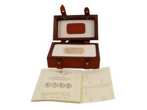 Lot #4890 – Eberhard Watch Box Accessories Eberhard