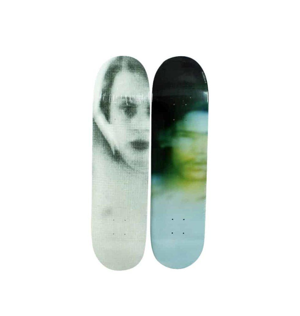 Lot #7245 – Harmony Korine x Supreme Skateboard Skate Deck Set Skateboard Decks Harmony Korine