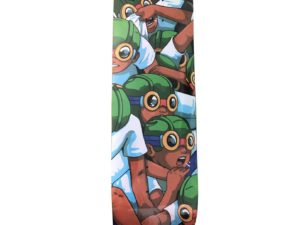 Lot #5770 – Hebru Brantley Flyboys Skateboard Skate Deck Skateboard Decks [tag]
