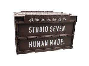 Lot #5171 – Human Made Nigo Container Crate Bees Brown [category] [tag]