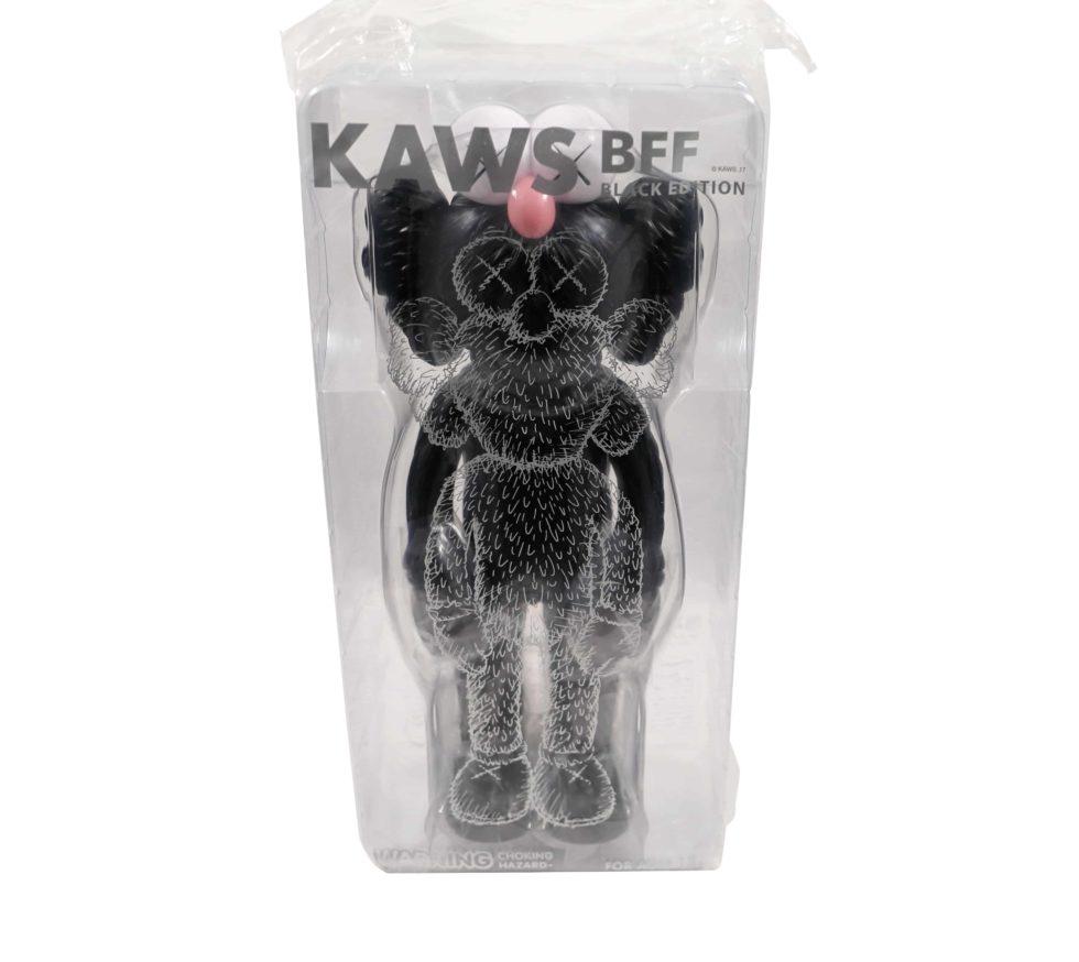 Lot #5198 – KAWS BFF Black [category] [tag]