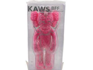 Lot #5170 – KAWS BFF Vinyl Pink [category] KAWS