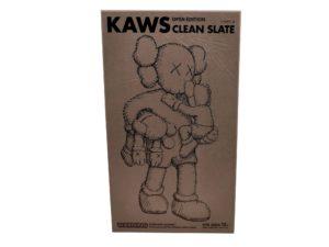 KAWS Clean Slate Brown