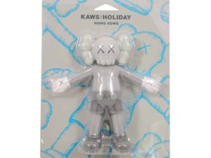 Lot #5201 – KAWS Holiday Hong Kong Floating Bath Toy Vinyl Figure [category] KAWS
